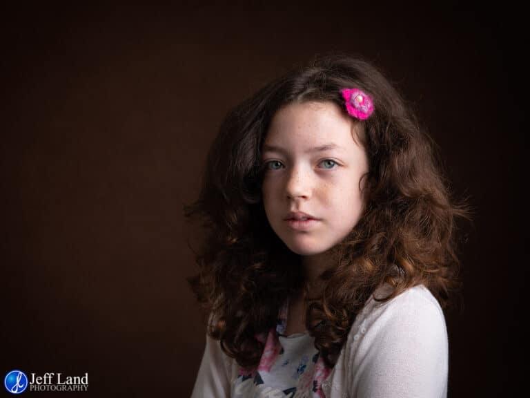 Beautiful Natural Child Portrait Photographer