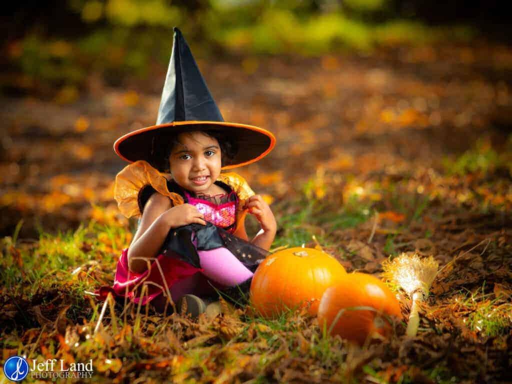 Halloween Baby Portrait, Photographer. Stratford upon Avon, Warwickshire