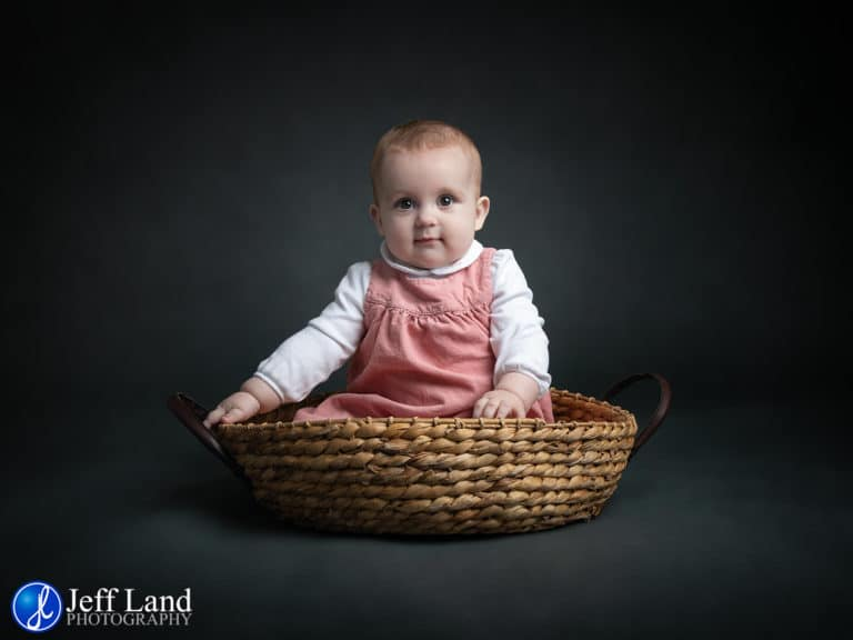 Amazing Baby Portrait Photographer Stratford upon Avon