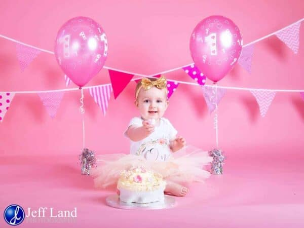 Cake Smash, Baby Portrait, Photographer. Stratford upon Avon, Warwickshire