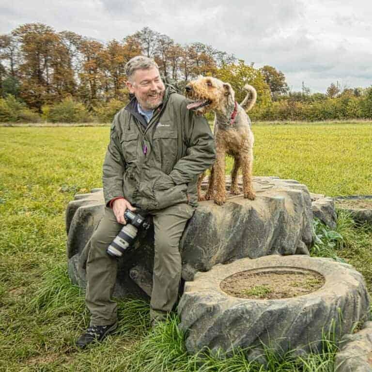 Jeff Land Professional Dog Portrait Photographer