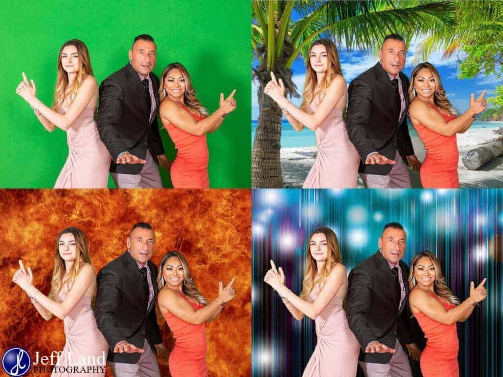 Green Screen, Photo Booth, Photography, Stratford upon Avon, Warwickshire